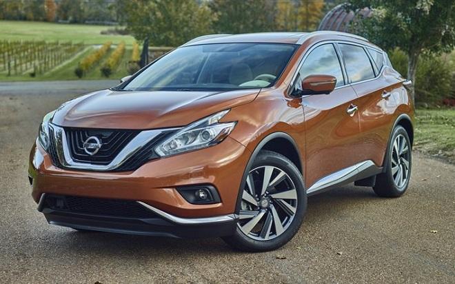 Nissan Murano 2017 цена