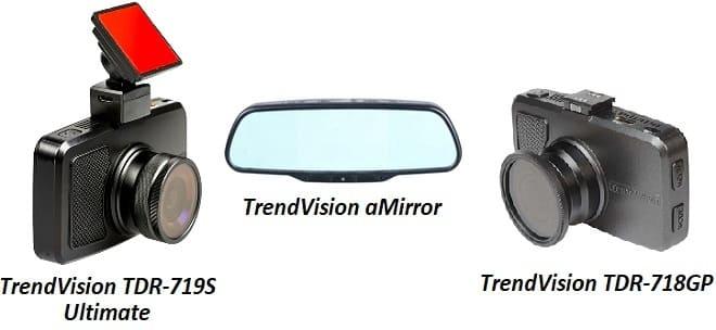 Дорогие модели TrendVision выбрать
