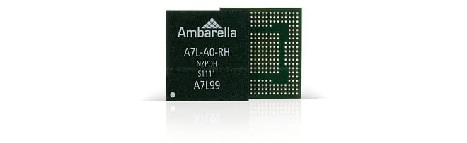 Процессор Ambarella серии A7L