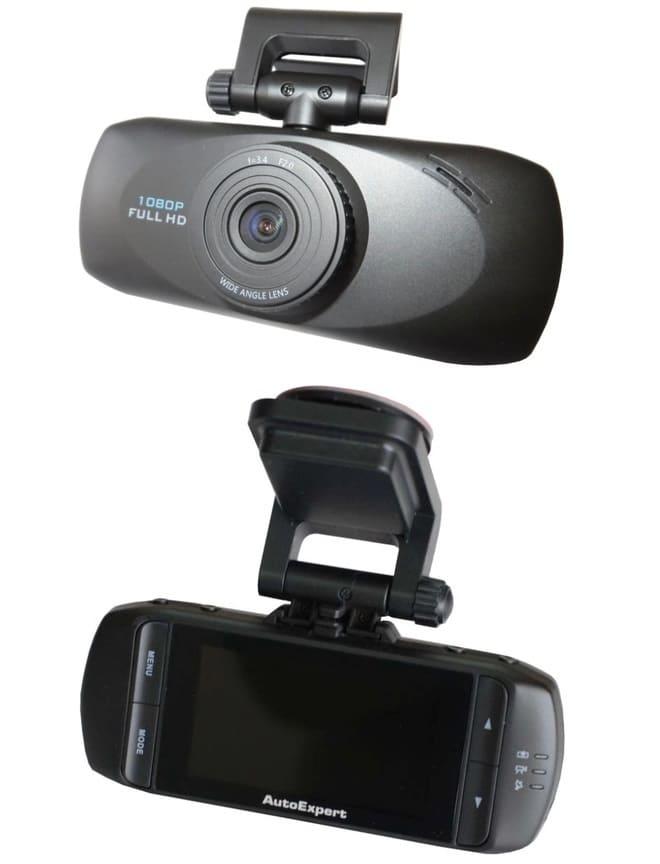 Видеорегистратор AutoExpert DVR-810