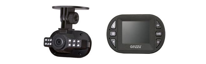 Видеорегистратор Ginzzu FX 800HD
