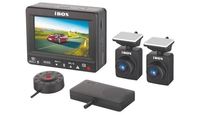 Видеорегистратор iBOX GT 929