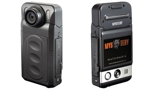 Видеорегистратор Mystery MDR-800HD