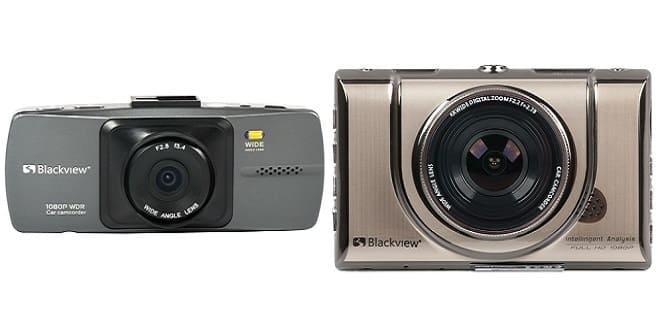 Видеорегистраторы Blackview Z5 и Z8