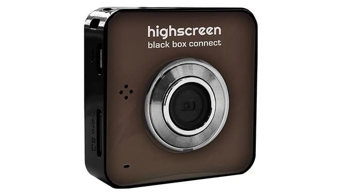 Беспроводной видеорегистратор Highscreen Black Box Connect