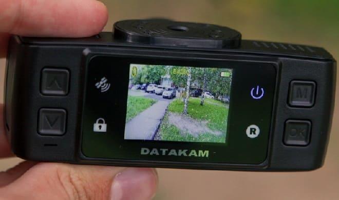 Качество видеосъемки Датакам 6