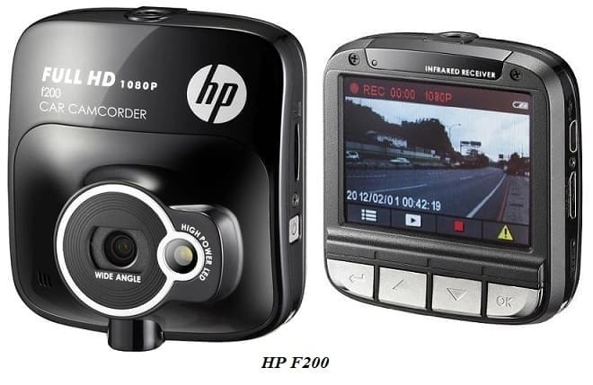 Видеорегистратор HP F200-1