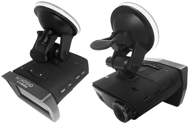 Видеорегистратор Roadgid X5 Hybrid