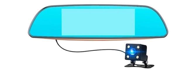 Видеорегистратор-зеркало XPX ZX858