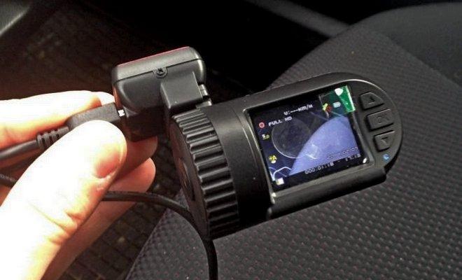 Автомобильная мини камера