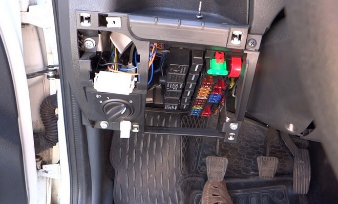 Электросистема автомобиля