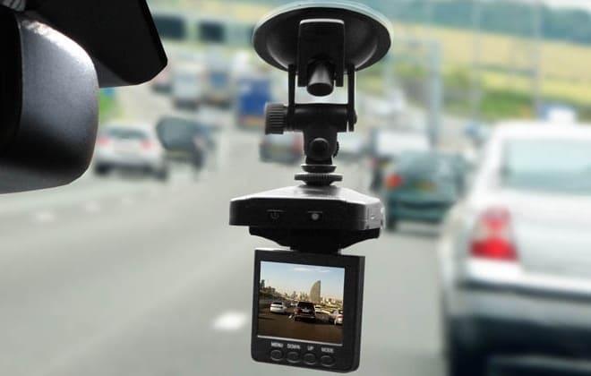 Фиксация правонарушений на дороге
