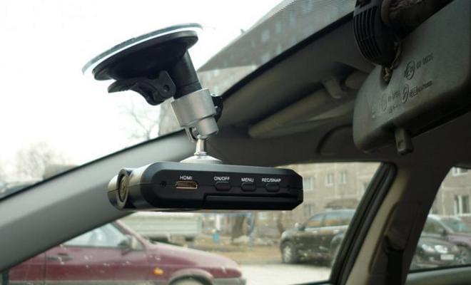 Регистратор для автомобиля