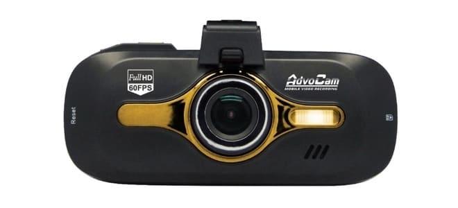 Видеорегистратор Advo Cam FD Gold GPS