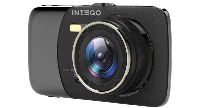 Видеорегистратор Intego VX 390dual