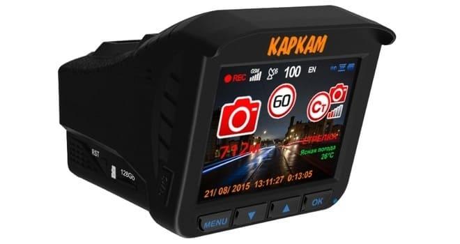 Видеорегистратор Kapkam Combo 3
