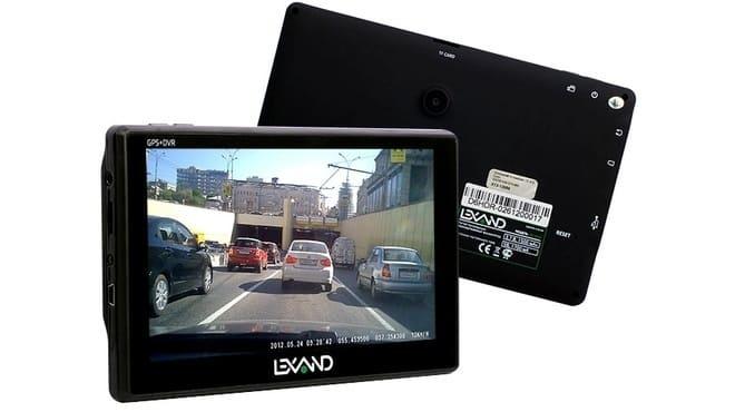 Видеорегистратор Lexand D6 HDR