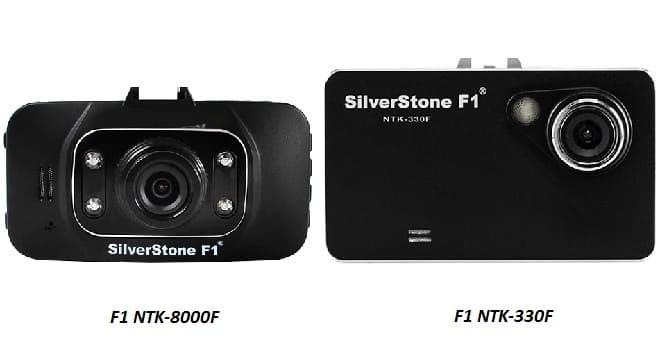 Видеорегистраторы F1 NTK-8000F и F1 NTK-330F