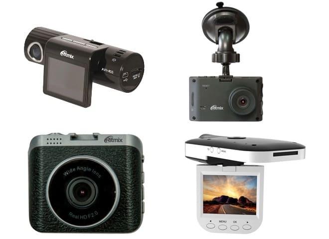 Видеорегистраторы Ritmix AVR-450, AVR-424, AVR-454, AVR-435