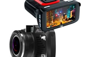 Видеорегистраторы Pantera-HD Combo A7X Plus и Ambarella A7 GPS