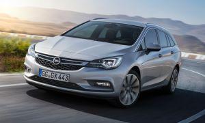 Opel Astra универсал в 2018 году: отзывы, фото, характеристики