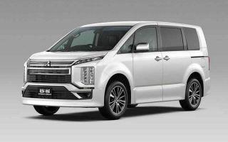 Mitsubishi Delica 5 в 2020 году: фото, где купить, цены и характеристики