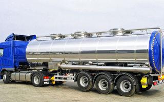 Особенности перевозки сжиженных природных газов