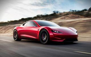 Tesla Roadster 2 2020 года: цена, характеристики, максимальная скорость, фото