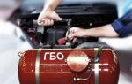 Переводим автомобиль на газ