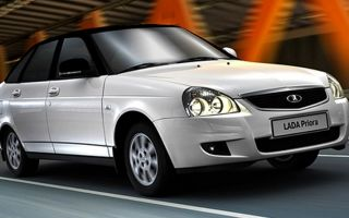 Lada Priora 2019-2020 года: фото, комплектация, цены, характеристики