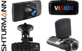 Сравнительный обзор видеорегистраторов Shturmann Vision 7000HD и Suit
