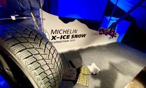 Michelin X-Ice Snow – шины нового поколения для экстремальной зимы