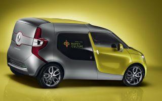 Renault Kangoo в 2018 году: фото, отзывы, характеристики