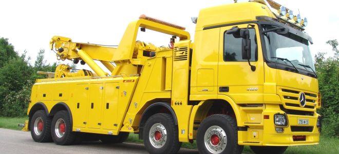 Эвакуатор для грузовых машин: срочная помощь в Нижнем Новгороде