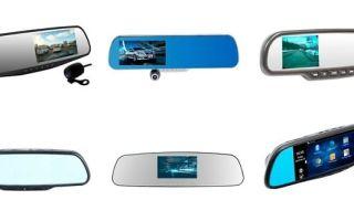 Какой видеорегистратор-зеркало купить в автомобиль