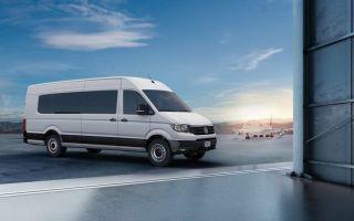 Volkswagen Crafter 2020 года: фото, цена, характеристики