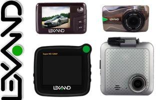 Обзор самых популярных бюджетных моделей видеорегистраторов Lexand