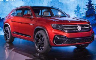 Volkswagen Atlas Cross Sport 2020 года: цена, комплектация, фото, дата выхода