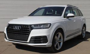 Audi Q7 2018 года: цена, фото, отзывы, характеристики, тест-драйв