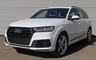 Audi Q7 2019-2020 года: цена, фото, отзывы, характеристики, тест-драйв