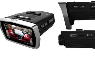 Обзор характеристик видеорегистратора Roadgid X5 Hybrid 5 в 1