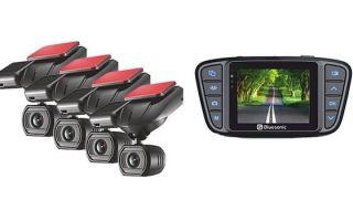 Особенности автомобильного видеорегистратора на 4 камеры