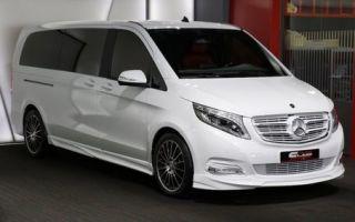 Mercedes Benz Viano 2020 года: фото, где купить, цена, характеристики
