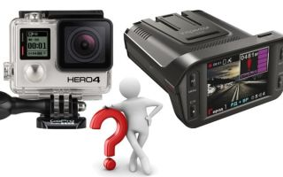 Стоит ли покупать в автомобиль экшн-камеру с функцией видеорегистратора