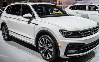 Volkswagen Tiguan 2020 года: цена, комплектации, отзывы, фото