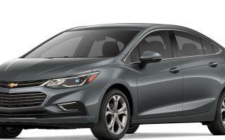 Chevrolet Cruze 2018 года: старт продаж, фото, цена, характеристики