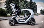 Renault Twizy в 2019-2020 году: цена, характеристики, фото, отзывы
