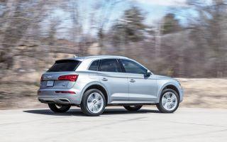 Audi Q5 2018 года: фото, отзывы, характеристики