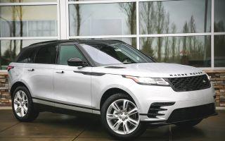 Range Rover Velar 2018-2019 года: цены, отзывы, тест-драйв