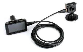Функциональные особенности видеорегистраторов с выносной камерой